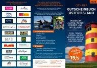 CityTipp_Gutscheinbuch 2020 Flyer