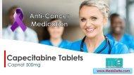 Capecitabine 500mg Tablets | Natco Capnat 500mg Tablets | Indian Capecitabine Tablet