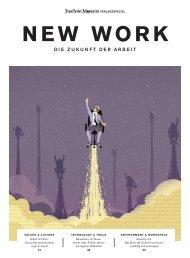 New Work –Die Zukunft der Arbeit