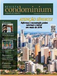 *Agosto/2019 - Revista Condominium 24