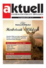 37-2019 Aktuell Obwalden