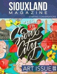 Siouxland Magazine - Volume 1 Issue 3