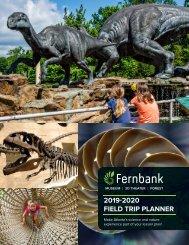 Fernbank Field Trip Planner 2019-20