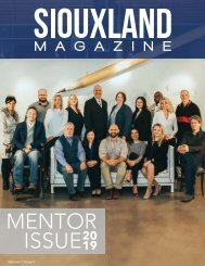 Siouxland Magazine - Volume1 Issue 2