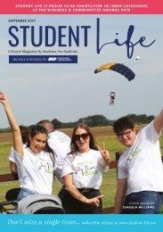 Student Life September 2019