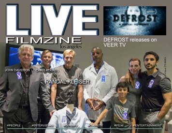 LIVE Filmzine #275 September 2019