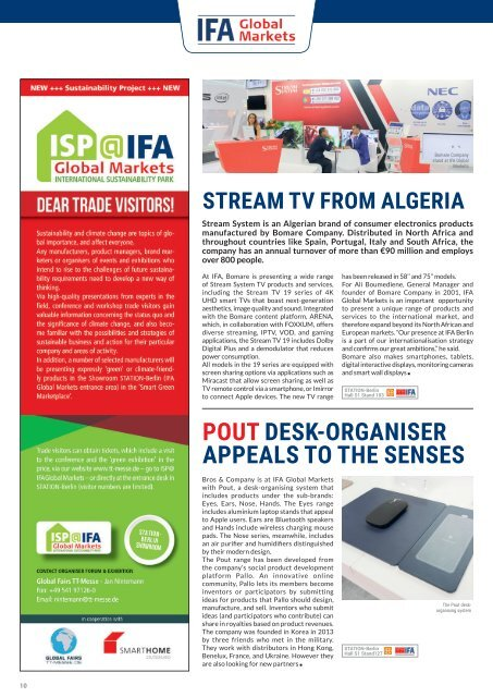 IFA International 2019 Day 6 Edition