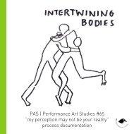 PAS | intertwining bodies