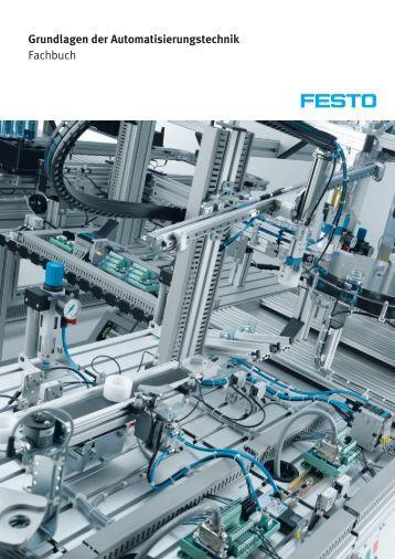 Grundlagen der Automatisierungstechnik Fachbuch