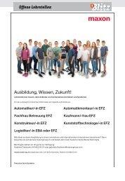 Stellen KW37 / 12.09.19