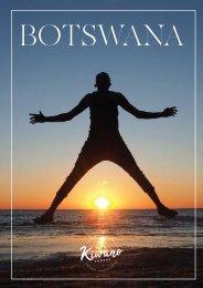 Botswana Brosjyre