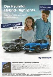 Hyundai | Autoforum Schmack GmbH - 14.09.2019