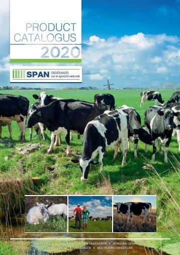 SPAN Catalogus 2020