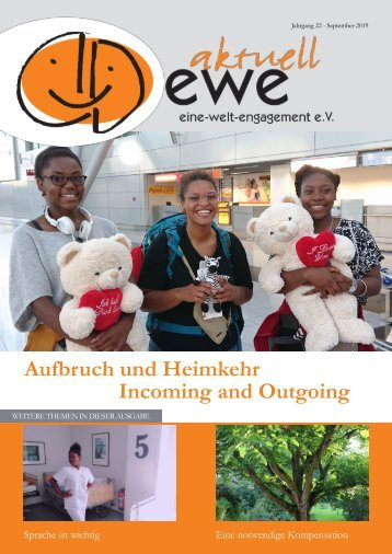 ewe-aktuell 3/ 2019