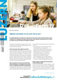 DVS-inForm 19, September 2019