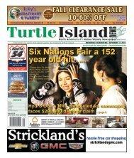 Turtle Island News - 09/11/2019
