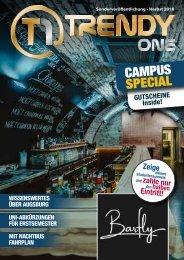 TRENDYone   Campus Special Herbst 2018