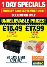 95042 Week 30 1 Day Specials E&W
