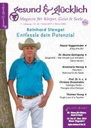 Gesund und Gluecklich Magazin Ausgabe 22