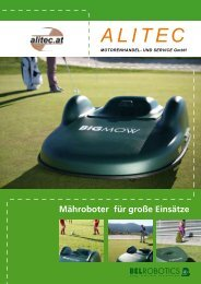 Big Mow Modell: Parc Mow Modell - Alitec