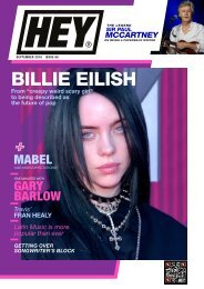Hey Music Mag - Issue 6 - September 2019