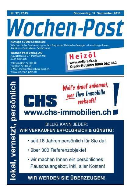 Wochen-Post | KW 37 | 12. September 2019