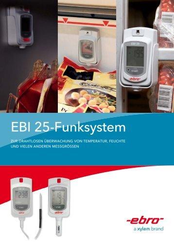 EBRO EBI 25-Funksystem