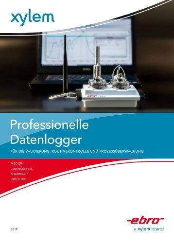 EBRO Professionele Datenlogger