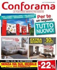 Conforama-volantino-12settembre-25settembre2019
