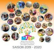 Livret MJEP 2019-2020