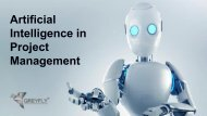 Artificial Intelligence in Project Management by Greyfly