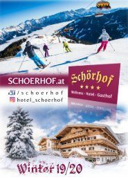 Schörhof-Winterprospekt 19/20