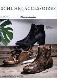 PH Schuhe Herbst 2019