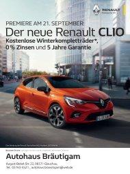Renault Autohaus Bräutigam - 14.09.2019