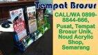CALL/WA 0899-8844-666, Pusat, Tempat Brosur Unik, Noud Acrylic Shop, Semarang - Page 3