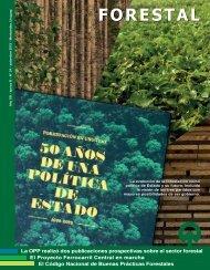 Revista Forestal #24 - Setiembre 2019