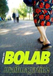 Bolab Mail Magazine Settembre 2019
