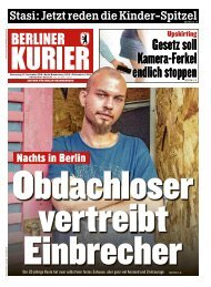 Berliner Kurier 12.09.2019