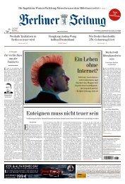 Berliner Zeitung 12.09.2019