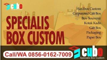 Custom WA O856-O162-7OO9 Jasa Pembuatan Custom Hardbox
