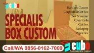 WA O856-O162-7OO9 Box Souvenir Promosi Produk perusahaan dan kantor jakarta