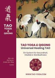 TAO-Yoga & QiGong Heft 2020