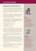 TAO-Yoga & QiGong Heft 2020  - Page 4