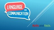 Communication & Languages
