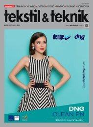 Tekstil Teknik Eylül 2019