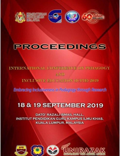 icpie proceedings