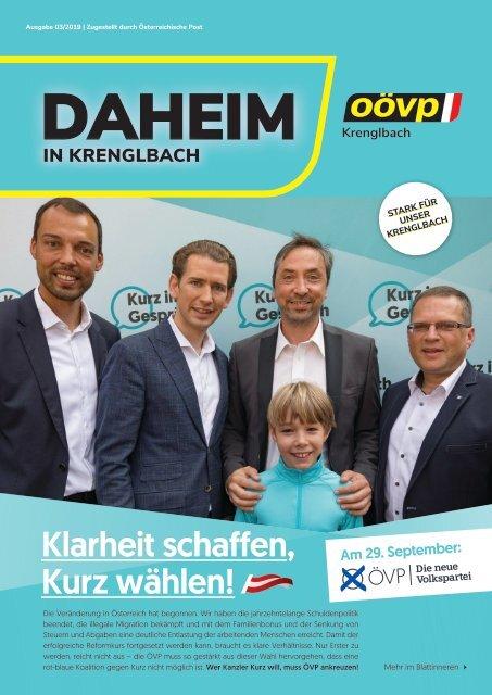 33 - Daheim in Krenglbach - September 2019