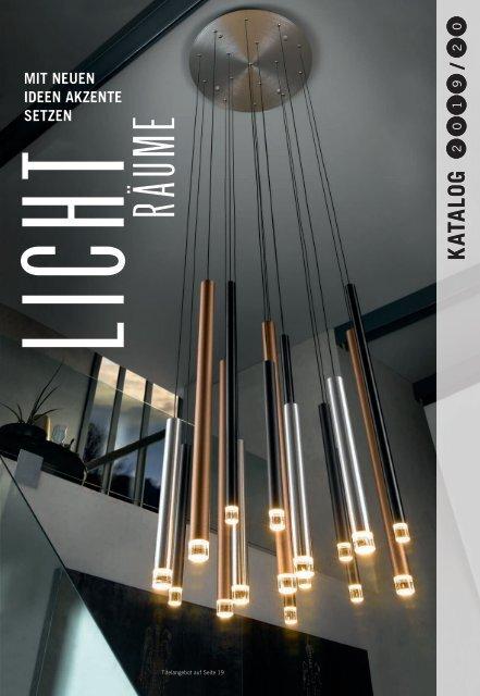 30W LED Decken-Lampe RGB Fernbedienung Sternen-Himmel Optik Dimmer Leuchte Chrom