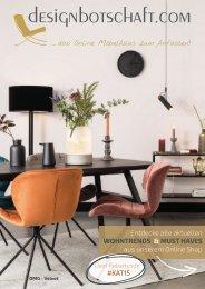 designbotschaft Katalog HW19