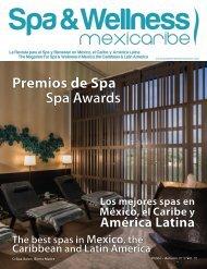 Spa & Wellness MexiCaribe 35, Otoño 2019